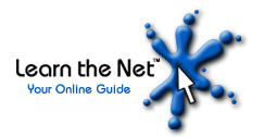 Learn The Net logo
