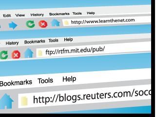 LEARN THE NET: Understanding Web Addresses