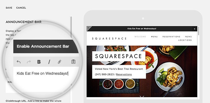 Changing the Design of Squarespace | Squarespace Review