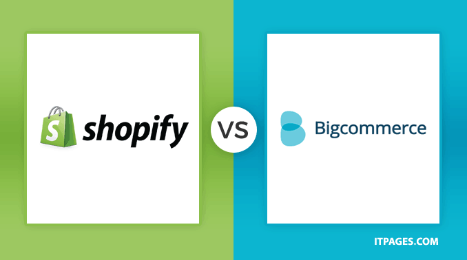 Shopify vs Bigcommerce Comparison Review | WebsiteBuilders.com