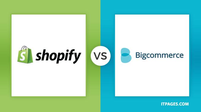 Shopify vs Bigcommerce Comparison Review | WebsiteBuilders.com