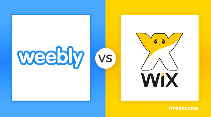 Weebly vs Wix Comparison Review