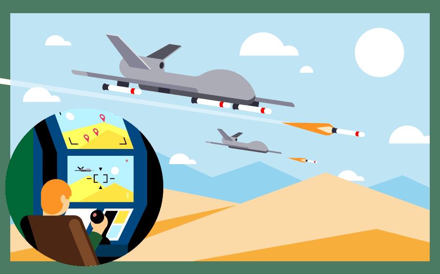 Drones in War