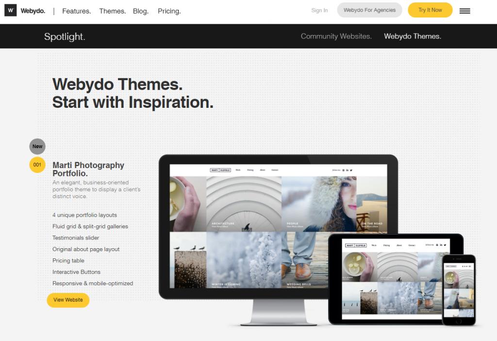 Webydo Themes